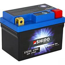 Shido LTZ5S Lithium Ion Batterie Motorradbatterie YTZ5S