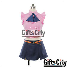 The Seven Deadly Sins Elizabeth Liones Uniform Cosplay Clothing Costume