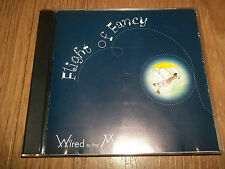 "FLIGHT OF FANCY "" WIRED TO THE MOON "" (CD ALBUM)"