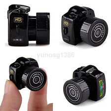 New Portable HD Mini Small Camera Camcorder Video Recorder DVR Digital Webcam US
