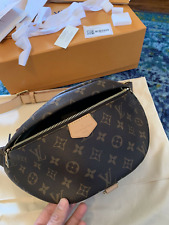 Auth Brown bag for women good leather