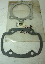 Yamaha Sno-jet SL 292 Single Cylinder Kimpex Top End Gasket Kit Head & Base