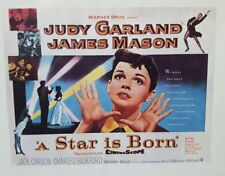 Judy Garland A Star Is Born VINTAGE 1978 arthur Kaplan Co Inc LC Repro