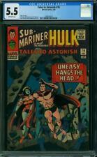 Tales to Astonish #76 CGC 5.5 -- 1966 -- Sub-Mariner.  A+ centering #1296330016
