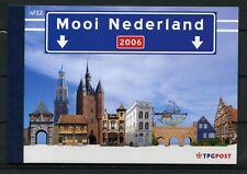 Nederland Prestigeboekje 12 Mooi Nederland 2006 **AANBIEDING**