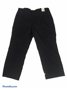 The Force Horace Small mens black work military security emt pants sz 44X29