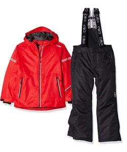 CMP Feel Warm Flat 5.000 Set Giacca e Pantaloni Sci Bambino