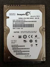 "Seagate Momentus 7200.3 ST9250410AS Festplatte 250GB intern 2,5"" SATA"