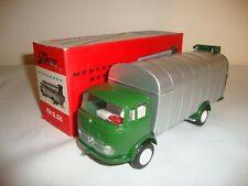 TEKNO (DENMARK) 912 MERCEDES REFUSE TRUCK - EXCELLENT in original BOX