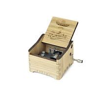 La Cucaracha / Personalized Hand Crank Music Box