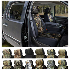 Coverking Mossy Oak Camo Custom Fit Seat Covers For Ford F150