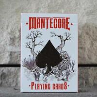 Mantecore Playing Cards Limited Edition Diamond Finish deck