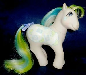 Rose: My Little Pony Vintage Twice As Fancy Party Pack Pillowtalk VERY GOOD G1