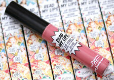 The Balm READ MY LIPS - BAM! Lip gloss NEW AUTHENTIC Full SIZE