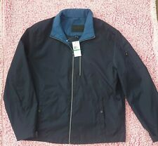 Michael Kors Jacket Size L Navy Blue