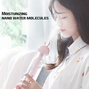 Mini Luft Luftbefeuchter Stick Flasche Aroma Diffusor Nebel Heimbüro Zimmer  kk