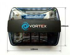 Vortex v-108 COCHE AMP amplificador todo en uno de alimentación y tierra bloque de distribución combinada