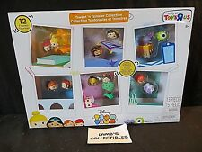 Disney Pixar Tsum Tsum vinyl Tsweet N Tsinister set 15 piece Toys R US exclusive