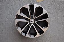 Set of 4 Wheels 18 inch Black Machined Rims 18x8 5x114.3 ET45 CB64.1