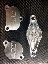 RCP Billet Water Block Off Kit Suzuki GSXR 1000, Hayabusa