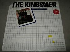 The KINGSMEN A Quarter to Three RARE STILL SEALED SS New Vinyl LP 1980 CutOut