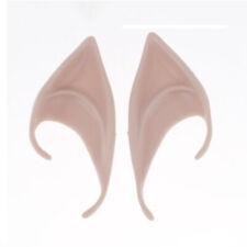 False Ears Elf Fairy Silicone  Halloween  Cosplay Accessories Fashion