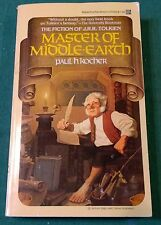 Kocher Master Of Middle-Earth Tolkien LOTR del rey