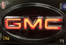 Logo Lighted Trailer Hitch Cover for GMC by TFP International Trim 35568LHB