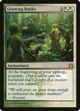 MTG 4x Growing rangées-Return to Ravnica * Rare *