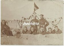 Foto Eckernförde Musikkorps der Schutzpolizei Kiel 1925 (h626)
