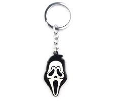 Ghostface Keychain Scream Horror Movie Key Chain Retro
