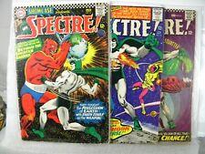 Showcase # 60,61,64  bundle of 3 silver age Spectre comics pre-solo serie