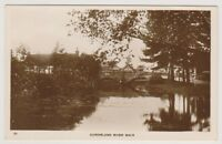 Herefordshire postcard - Eardisland River Walk - RP (A105)