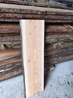 Baumscheibe, Brett, Bohle, rustikal, unbesäumt/gerade Lärche, Massivholz 40cm