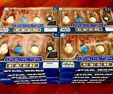 Star Wars The Last Jedi BB8 2BB-2 BB-4 BB-9E 4-Pack Droid Factory  DISNEY EXCLVE