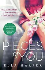 PIECES OF YOU, Harper, Ella, Very Good Book