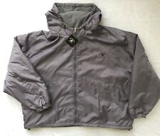 Beverly Hills Polo Club Mens Jacket Vintage 90s Hooded Full Zip Fleece Lined 4XL