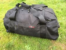 Tatonka Duffle L Black Reisetasche Barrel Bag 85 Liter schwarz Tasche Gepäck