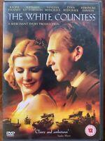 Bianco Contessa DVD 2005 Merchant Avorio Kazuo Ishiguro Film Classico
