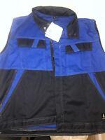 """Mascot 15754-330-11010-3XL """"Kilmore"""" Gilet - 3X-Large, Vest Blue Black"""