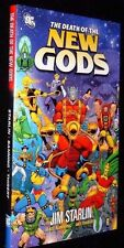 The Death Of The New Gods How Do You Kill A God Jim Starlin DC Comics Hardcover
