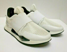GIVENCHY RUNNER ELASTIC BLANK ARGENT SNEAKERS WHITE  US 9,5