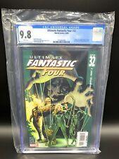 Ultimate Fantastic Four 32 CGC 9.8 Marvel Comics 10/06 2006