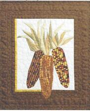 Indian Corn paper piecing quilt pattern by Eileen Sullivan Designer's Workshop