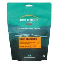 Back Country Cuisine Chicken Carbonara - 2 Serve