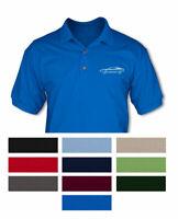 De Tomaso Pantera 1971 - 1992 Polo Shirt - Multiple Colors & Sizes - Italian Car