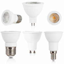 15W 18W Dimmable GU10 MR16 E14 E27 ES SES LED Spotlights COB/Epistar Bright Bulb