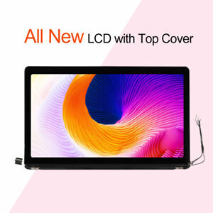 """Best OEM For Apple Macbook Air 13"""" A1932 2018 Gray LCD Screen Full Assembly USA"""