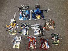 Lego Bionicle Huge lot including HYDRAXON GADUNKA TOA HAHLI & MORE!