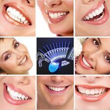 Peroxide Teeth Whitening Gel Kit Tooth Bleaching Whitener Oral Light System US